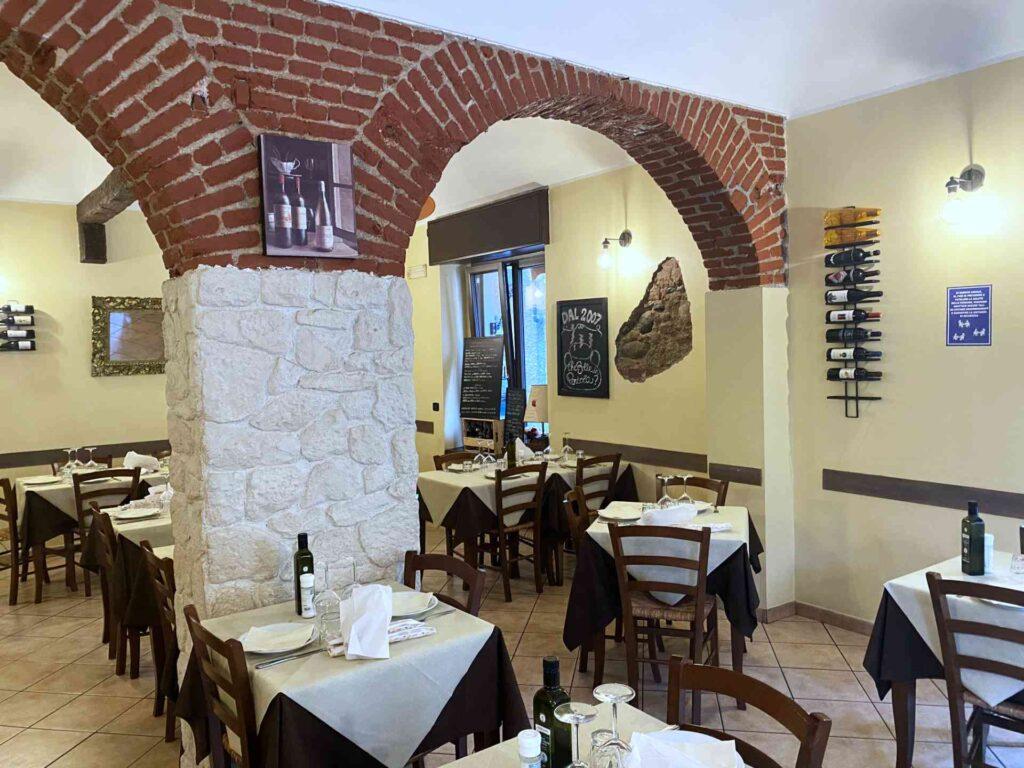 Che Bolle in Pentola Torino - ristorante trattoria Torino - sala 2