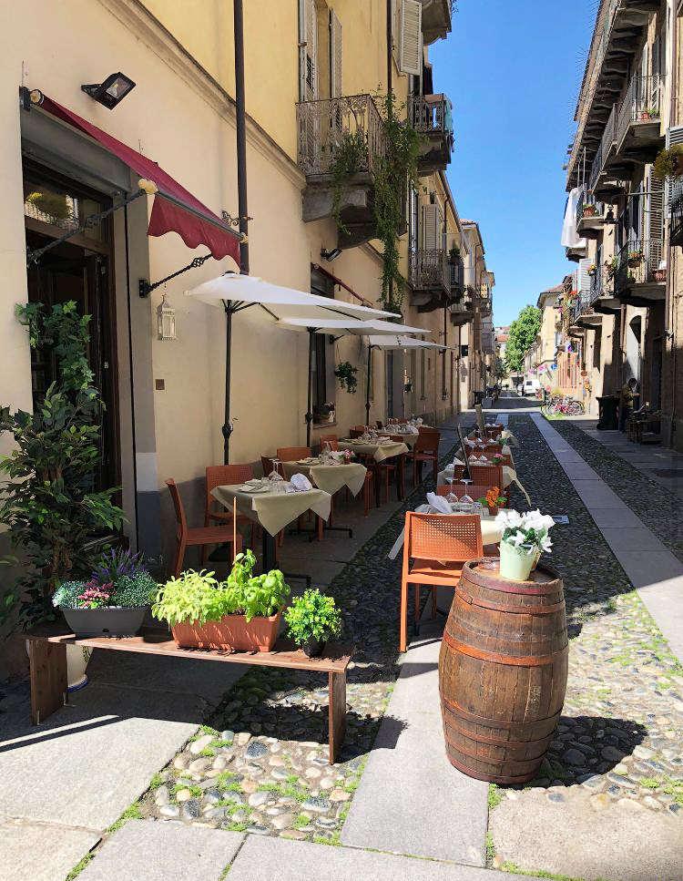 Ristorante Che Bolle in Pentola Torino - dehors 1