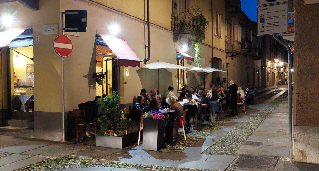 Ristorante Che Bolle in Pentola Torino - dehors
